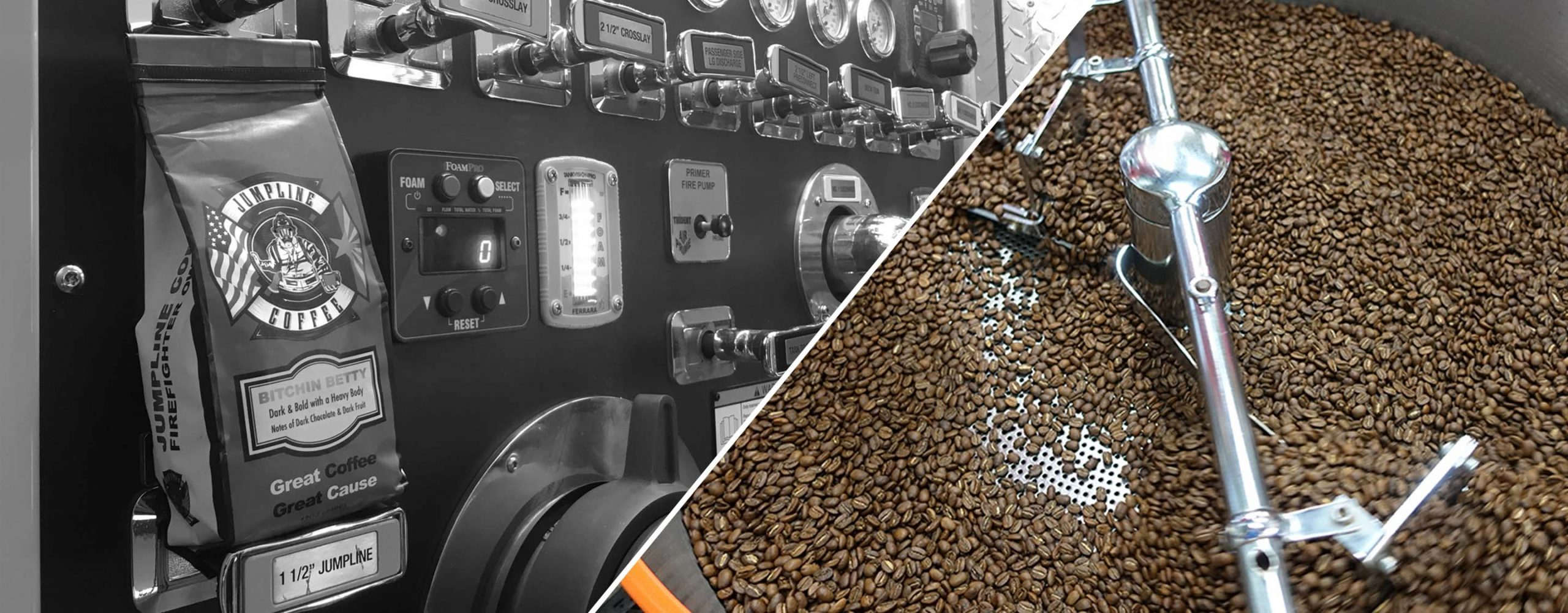 Jumpline Coffee Header